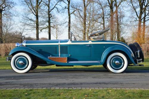 1929 (795) Isotta Fraschini Tipo 8A Castagna Roadster For Sale (picture 2 of 6)