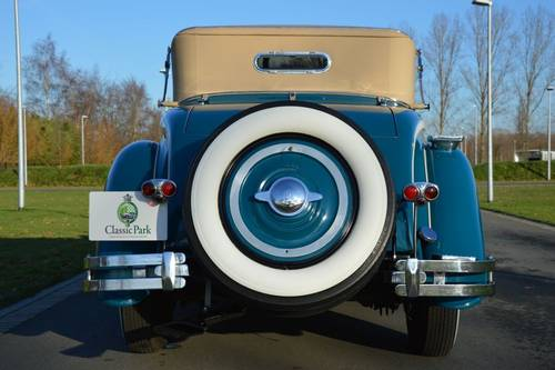 1929 (795) Isotta Fraschini Tipo 8A Castagna Roadster For Sale (picture 3 of 6)