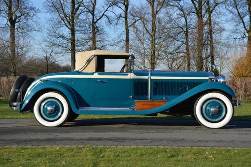 1929 (795) Isotta Fraschini Tipo 8A Castagna Roadster For Sale (picture 4 of 6)