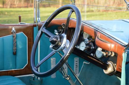 1929 (795) Isotta Fraschini Tipo 8A Castagna Roadster For Sale (picture 5 of 6)