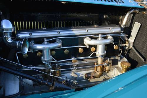 1929 (795) Isotta Fraschini Tipo 8A Castagna Roadster For Sale (picture 6 of 6)