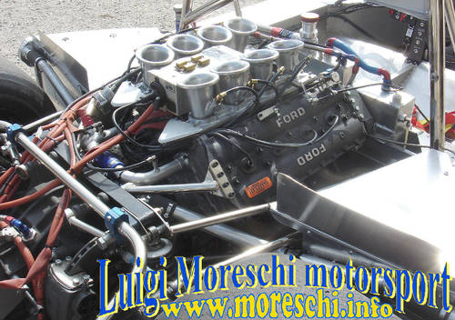 1979 Bellhousing Hewland FG400 / Cosworth DFV SOLD (picture 6 of 6)