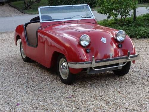 1950 Crosley Hotshot Convertible For Sale (picture 4 of 6)