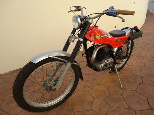 1973 Montesa 247 For Sale (picture 1 of 4)