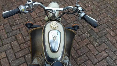 1973 Puch MS50D Completely Original & Tax Free SOLD | Car