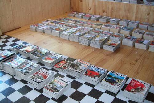 Collection of motor mags over 45 years For Sale (picture 1 of 6)