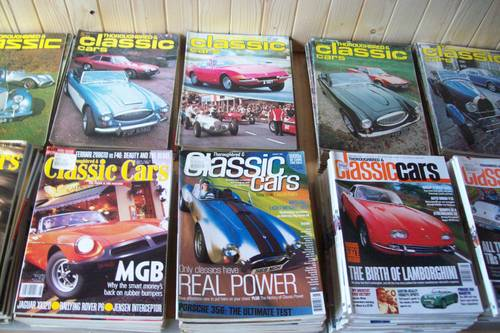Collection of motor mags over 45 years For Sale (picture 3 of 6)
