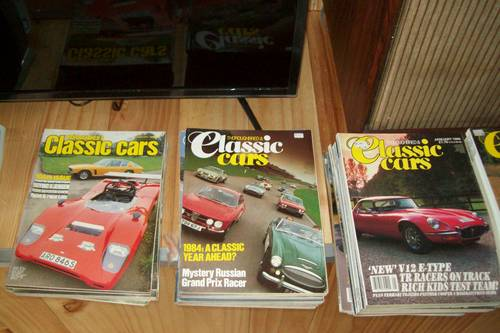 Collection of motor mags over 45 years For Sale (picture 4 of 6)