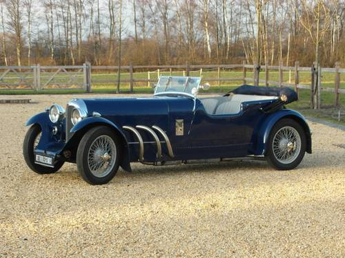 1933 Marendaz 13/70 Sports Tourer  For Sale (picture 2 of 6)