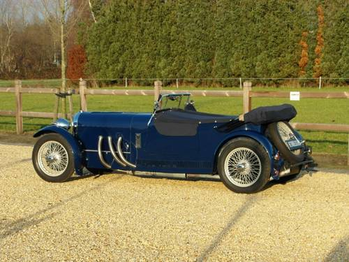 1933 Marendaz 13/70 Sports Tourer  For Sale (picture 4 of 6)