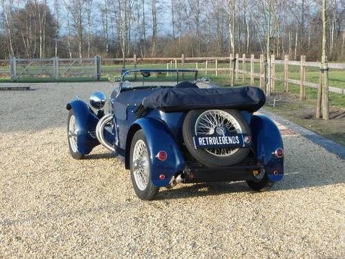 1933 Marendaz 13/70 Sports Tourer  For Sale (picture 6 of 6)