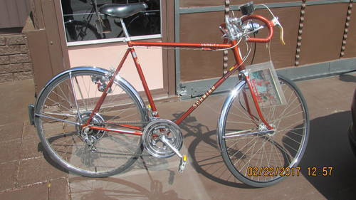 1967 Schwinn Varsity Bicycle  For Sale (picture 1 of 6)
