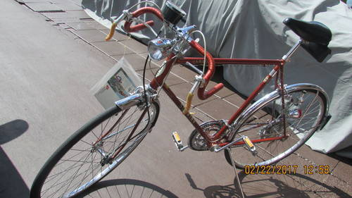 1967 Schwinn Varsity Bicycle  For Sale (picture 2 of 6)