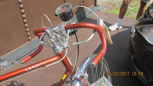 1967 Schwinn Varsity Bicycle  For Sale (picture 3 of 6)