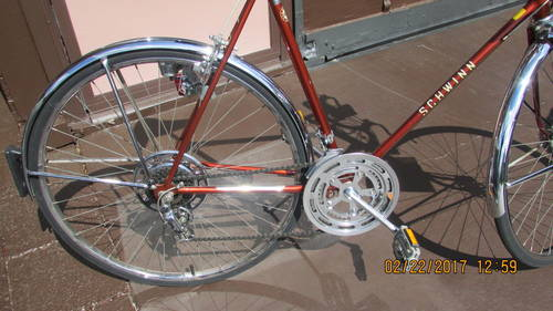 1967 Schwinn Varsity Bicycle  For Sale (picture 4 of 6)