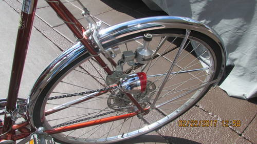 1967 Schwinn Varsity Bicycle  For Sale (picture 6 of 6)