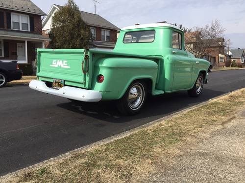 1956 GMC 1/2 ton pick-up For Sale (picture 6 of 6)
