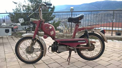 1976 Gloria Intramotor Moped 50cc BARN FIND and still runs!! For Sale (picture 1 of 6)