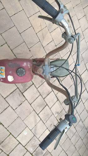 1976 Gloria Intramotor Moped 50cc BARN FIND and still runs!! For Sale (picture 6 of 6)