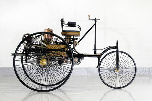 1886 Benz Patent Motor Wagen Replica For Sale (picture 1 of 6)