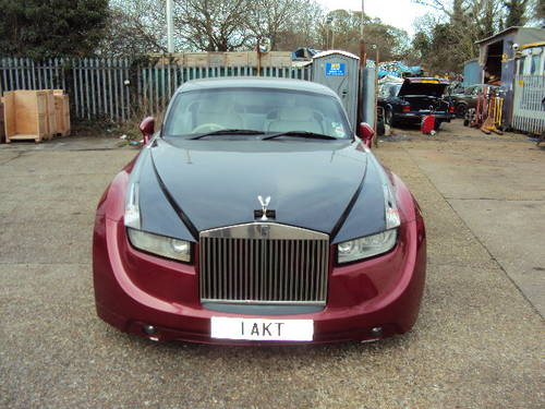 1988 Bentley Rolls Royce parts Redhill Surrey For Sale (picture 2 of 6)