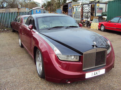 1988 Bentley Rolls Royce parts Redhill Surrey For Sale (picture 3 of 6)