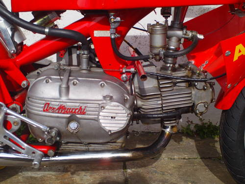 1961 AERMACCHI HARLEY DAVIDSON ALA D'ORO 250 SOLD (picture 6 of 6)