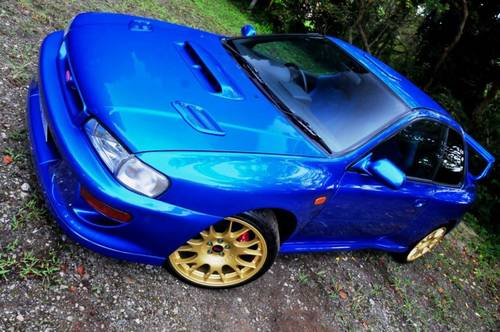 Impreza 22B Replica by Launsport.44,479 miles from new For Sale (picture 2 of 6)