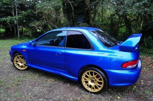 Impreza 22B Replica by Launsport.44,479 miles from new For Sale (picture 4 of 6)