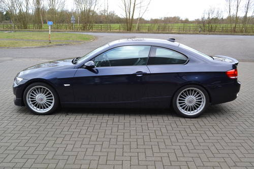 2008 BMW Alpina B3 Bi-Turbo  Coupe SOLD (picture 2 of 6)