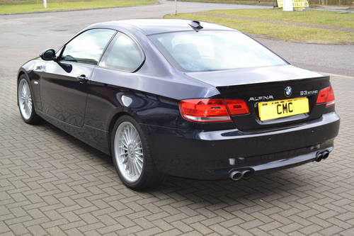 2008 BMW Alpina B3 Bi-Turbo  Coupe SOLD (picture 4 of 6)