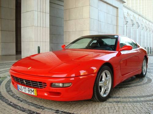 1994 Ferrari 456 GT For Sale (picture 1 of 6)