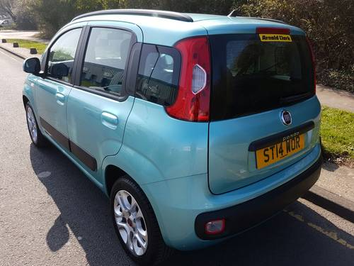 2014 Fiat Panda Twin Air Lounge Auto For Sale (picture 2 of 6)