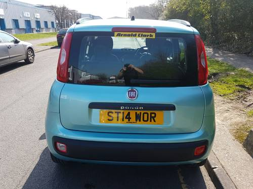 2014 Fiat Panda Twin Air Lounge Auto For Sale (picture 3 of 6)
