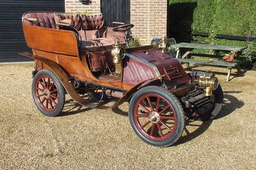 1901 A very original VCC dated two cylinder Brighton car For Sale (picture 2 of 6)