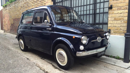 1970 The best selection of classic Fiat 500s in the UK For Sale (picture 5 of 6)