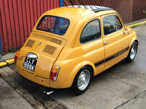 1970 The best selection of classic Fiat 500s in the UK For Sale (picture 6 of 6)
