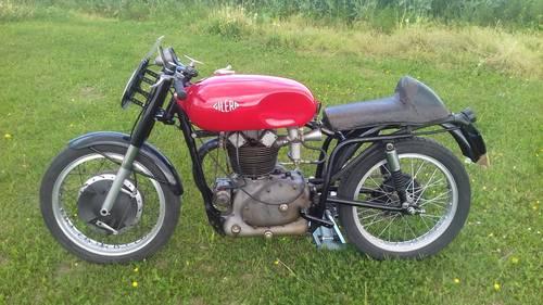 Gilera Piuma 500cc - ex Libero Liberati -  1953 For Sale (picture 1 of 6)