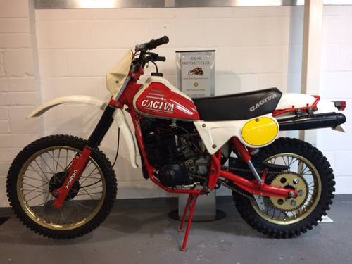 1981 Cagiva RX 250 Enduro For Sale (picture 1 of 6)