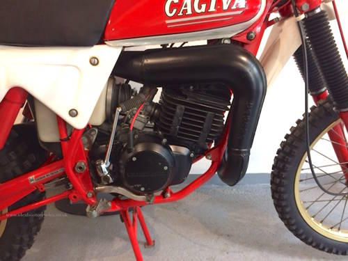 1981 Cagiva RX 250 Enduro For Sale (picture 3 of 6)