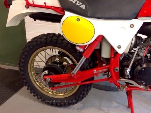 1981 Cagiva RX 250 Enduro For Sale (picture 4 of 6)