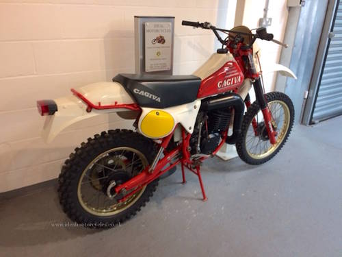 1981 Cagiva RX 250 Enduro For Sale (picture 6 of 6)