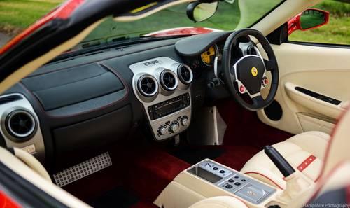 2005 Ferrari F430 Spider F1 SOLD (picture 4 of 6)