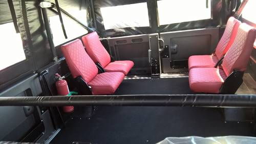1992 IVECO Military 4X4 Nut and Bolt Restored 7 passenger vehicle For Sale (picture 3 of 6)