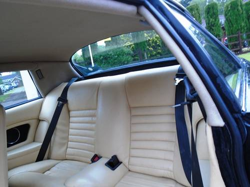 Jaguar XJS 3.6 Auto 1989 F Reg Black  Stunning SOLD (picture 4 of 6)