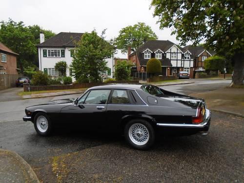 Jaguar XJS 3.6 Auto 1989 F Reg Black  Stunning SOLD (picture 6 of 6)