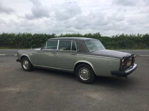 Rolls Royce Silver Shadow 2 1979  Stunning  50680 Miles SOLD (picture 5 of 6)