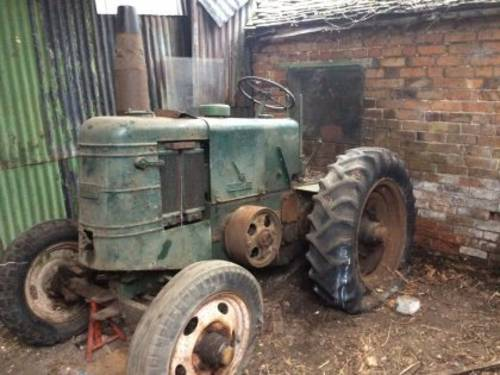 FIELD MARSHALL Series 1 \'Barn Find\' For Sale by Auction (picture 1 of 1)