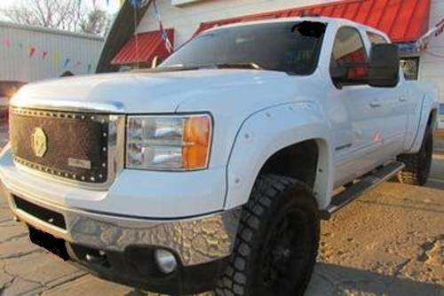 2012 GMC Sierra 2500 HD 4x4 Pickup For Sale (picture 1 of 4)