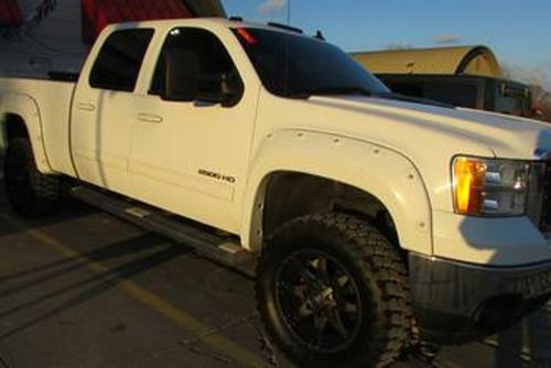 2012 GMC Sierra 2500 HD 4x4 Pickup For Sale (picture 2 of 4)